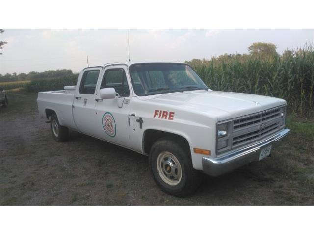 1988 Chevrolet C/K 2500 (CC-1511711) for sale in Cadillac, Michigan