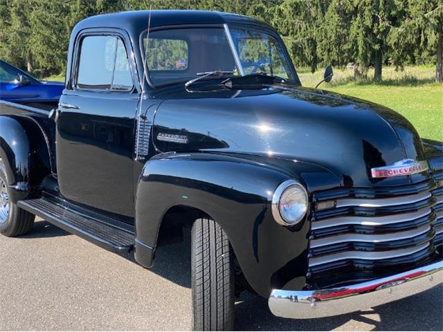 1952 Chevrolet 3100 (CC-1511721) for sale in Cadillac, Michigan