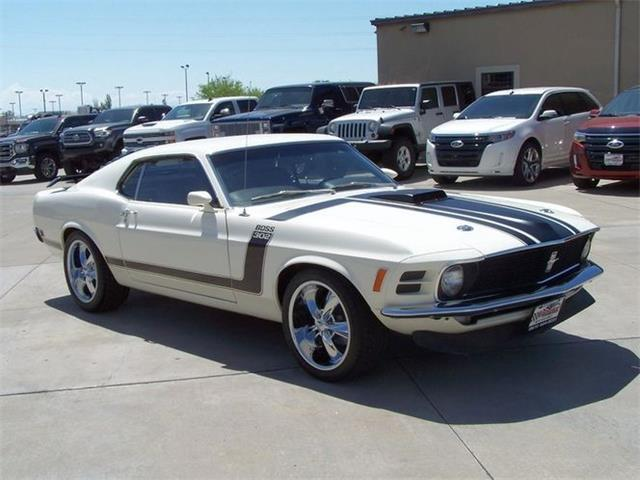 1970 Ford Mustang (CC-1511726) for sale in Cadillac, Michigan