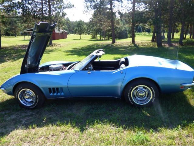 1968 Chevrolet Corvette (CC-1511729) for sale in Cadillac, Michigan