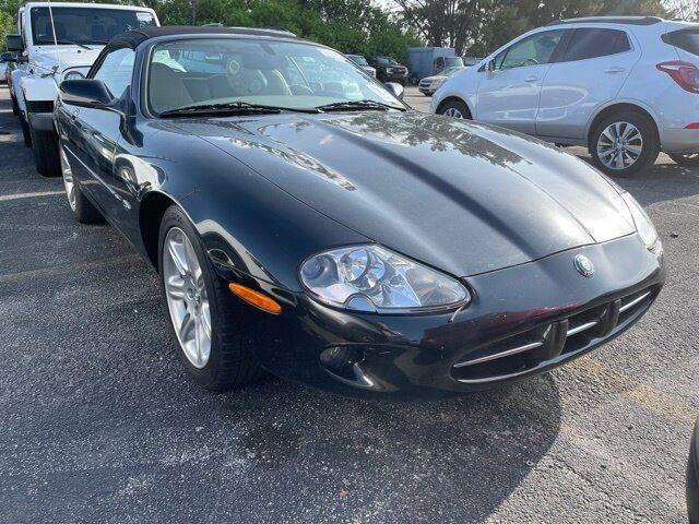 2000 Jaguar XK8 (CC-1511730) for sale in Cadillac, Michigan