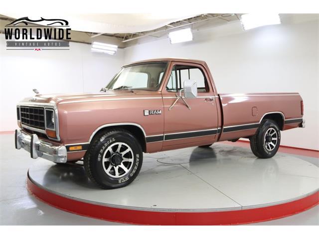 1985 Dodge Ram (CC-1510174) for sale in Denver , Colorado