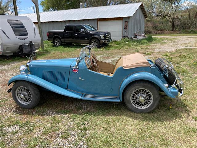 1952 MG TD (CC-1511752) for sale in Hotchkiss, Colorado