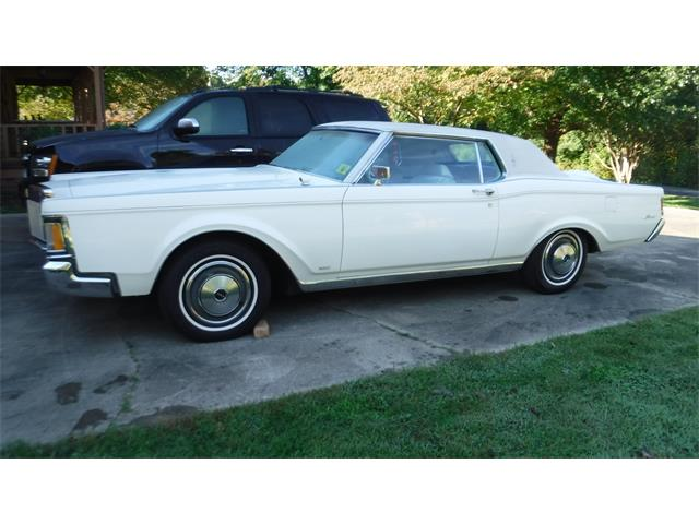 1970 Lincoln Continental Mark III (CC-1511756) for sale in MILFORD, Ohio