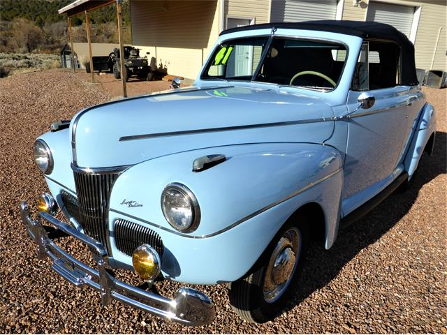1941 Ford Super Deluxe (CC-1511781) for sale in St. George, Utah