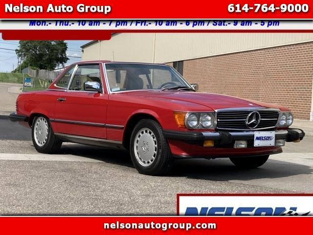 1989 Mercedes-Benz 560 (CC-1511793) for sale in Heath, Ohio