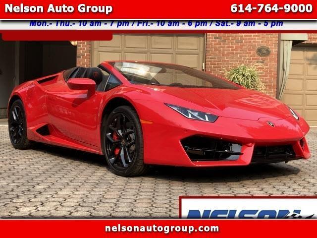 2017 Lamborghini Huracan (CC-1511794) for sale in Heath, Ohio