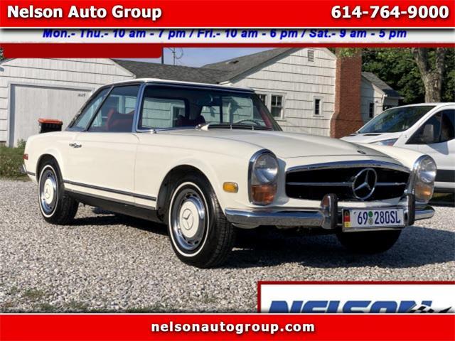 1969 Mercedes-Benz 280SL (CC-1511797) for sale in Heath, Ohio