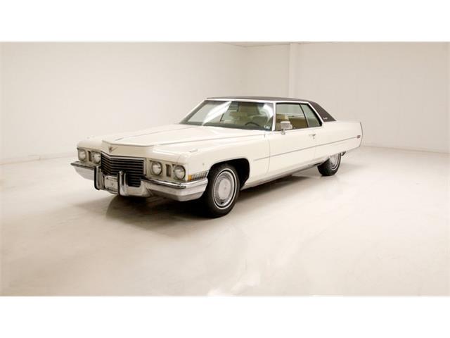 1972 Cadillac Coupe (CC-1511825) for sale in Morgantown, Pennsylvania