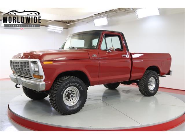 1979 Ford F150 (CC-1510183) for sale in Denver , Colorado