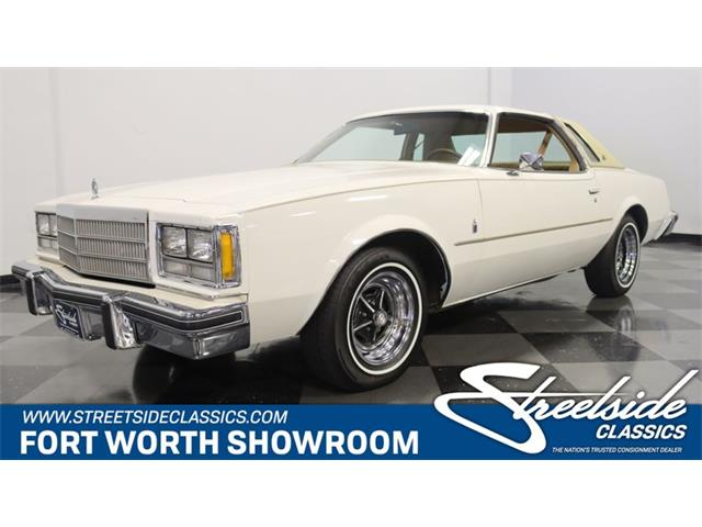 1977 Buick Regal (CC-1511834) for sale in Ft Worth, Texas
