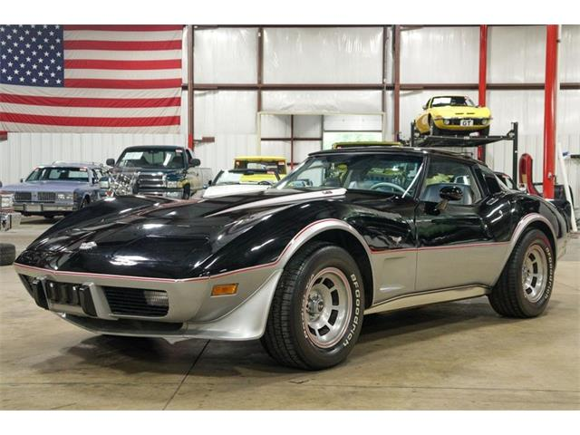 1978 Chevrolet Corvette (CC-1511836) for sale in Kentwood, Michigan