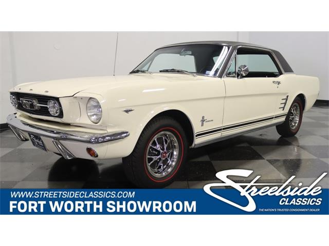 1966 Ford Mustang (CC-1511839) for sale in Ft Worth, Texas
