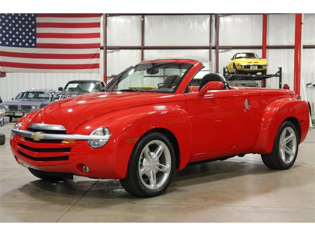 2004 Chevrolet SSR (CC-1511844) for sale in Kentwood, Michigan