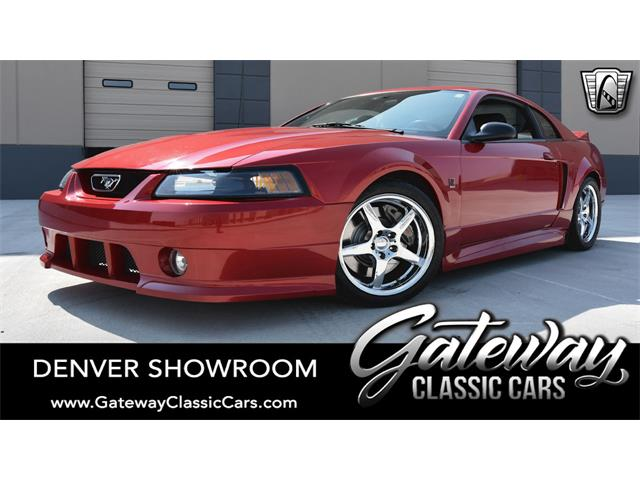 2001 Ford Mustang (CC-1511866) for sale in O'Fallon, Illinois