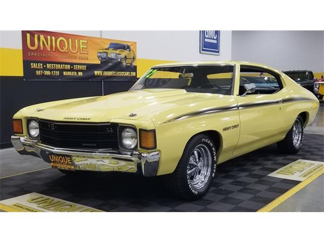 1972 Chevrolet Chevelle (CC-1511871) for sale in Mankato, Minnesota