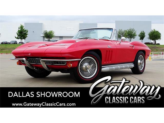 1966 Chevrolet Corvette (CC-1511889) for sale in O'Fallon, Illinois