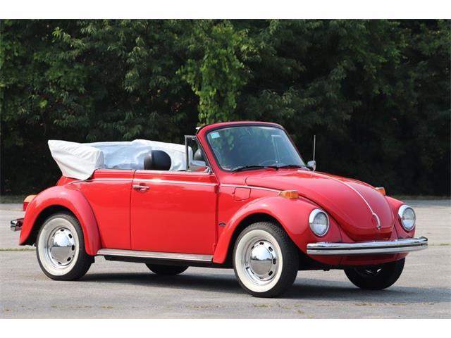 1978 Volkswagen Super Beetle (CC-1511893) for sale in Alsip, Illinois