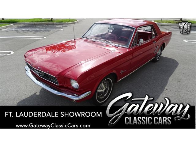 1966 Ford Mustang (CC-1511920) for sale in O'Fallon, Illinois