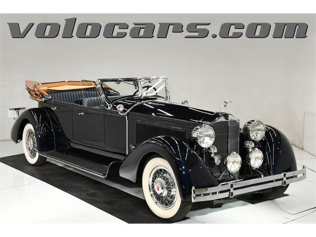 1930 Packard Phaeton (CC-1510197) for sale in Volo, Illinois