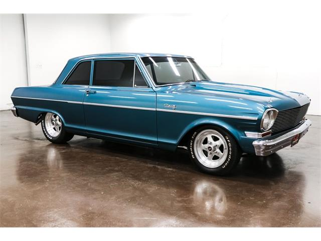 1964 Chevrolet Chevy II (CC-1511970) for sale in Sherman, Texas