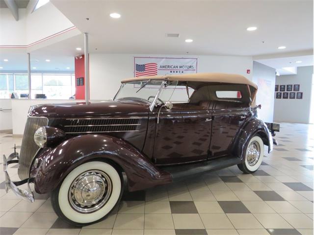 1936 Ford Phaeton (CC-1511971) for sale in San Jose, California