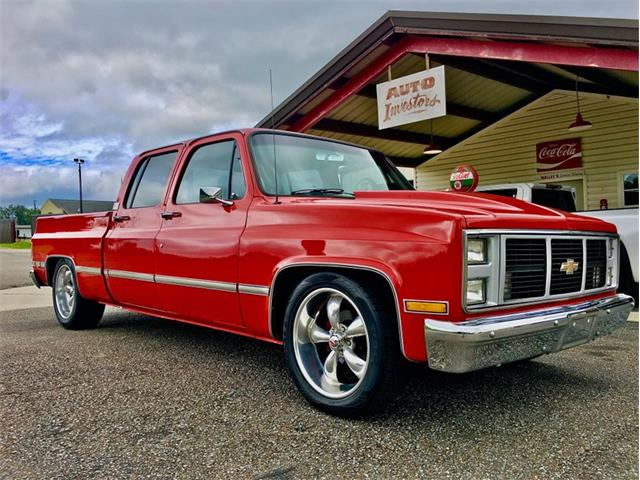 1982 Chevrolet C10 (CC-1512010) for sale in Dothan, Alabama
