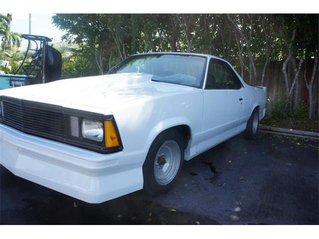1981 Chevrolet El Camino (CC-1512022) for sale in Lantana, Florida