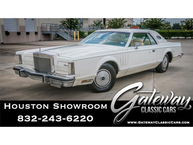 1977 Lincoln Continental (CC-1510203) for sale in O'Fallon, Illinois