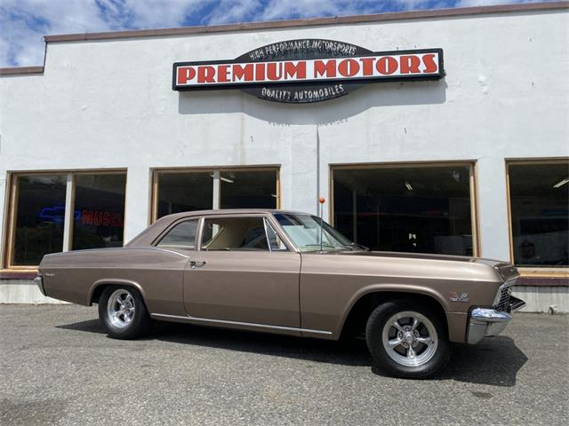1965 Chevrolet Biscayne (CC-1512046) for sale in Tocoma, Washington