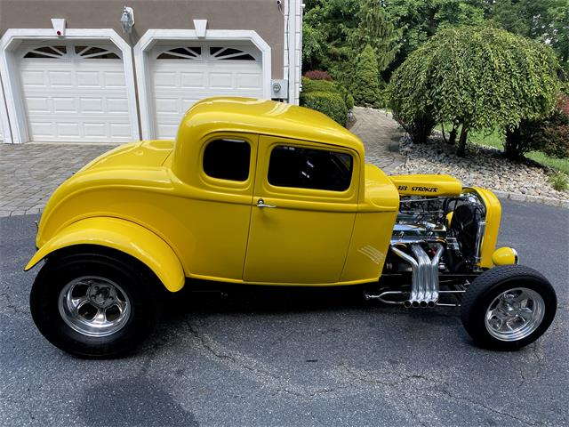 1932 Ford 5-Window Coupe (CC-1512076) for sale in Sparta, New Jersey