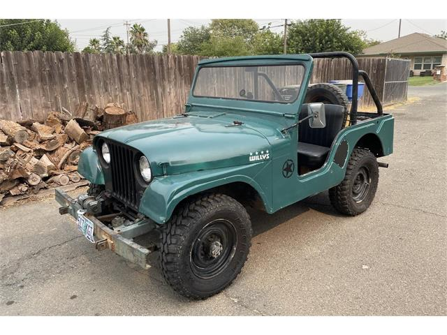 1958 Jeep Willys (CC-1512080) for sale in Roseville , California