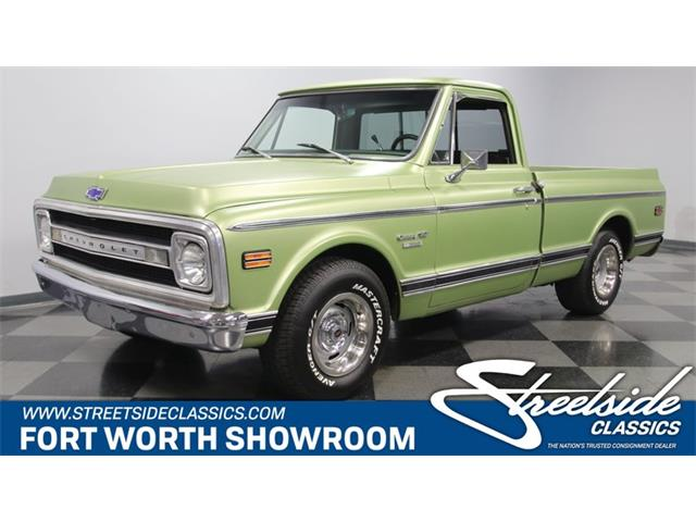 1970 Chevrolet C10 (CC-1512081) for sale in Ft Worth, Texas
