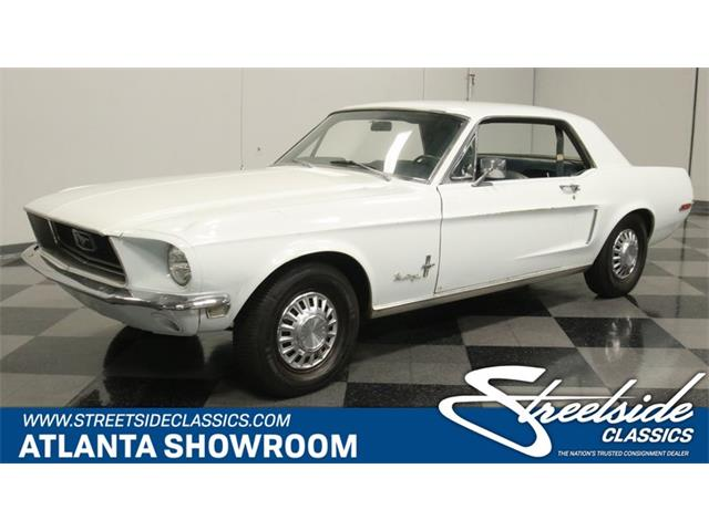1968 Ford Mustang (CC-1512091) for sale in Lithia Springs, Georgia