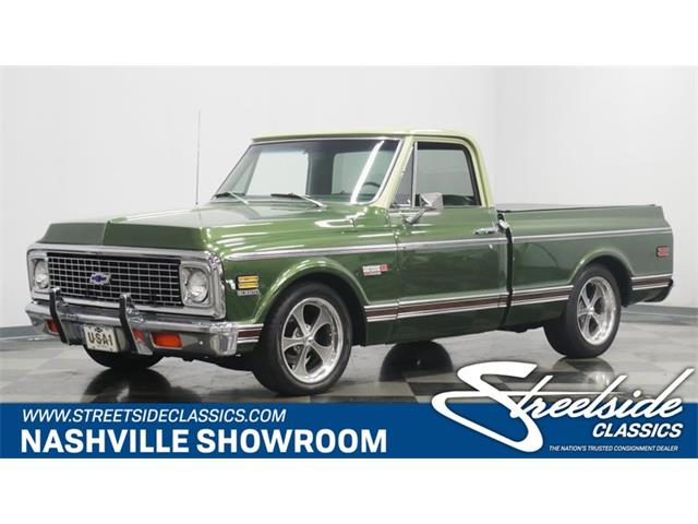 1972 Chevrolet C10 (CC-1512099) for sale in Lavergne, Tennessee