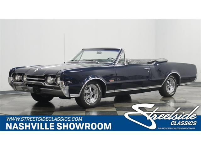 1967 Oldsmobile Cutlass (CC-1512101) for sale in Lavergne, Tennessee