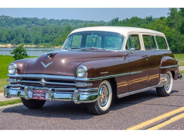 1953 Chrysler New Yorker (CC-1512120) for sale in St. Louis, Missouri