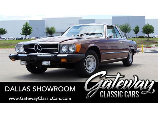 1976 Mercedes-Benz 450SLC (CC-1512144) for sale in O'Fallon, Illinois
