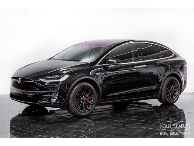 2016 Tesla Model X (CC-1512155) for sale in St. Louis, Missouri