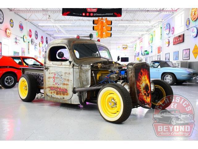 1937 International Pickup (CC-1512161) for sale in Wayne, Michigan