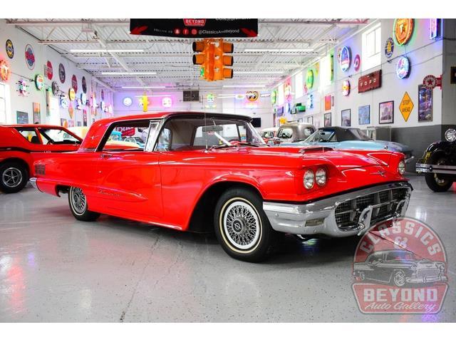 1960 Ford Thunderbird (CC-1512166) for sale in Wayne, Michigan