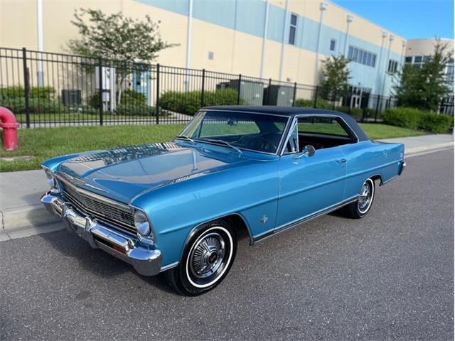 1966 Chevrolet Nova (CC-1512187) for sale in Clearwater, Florida