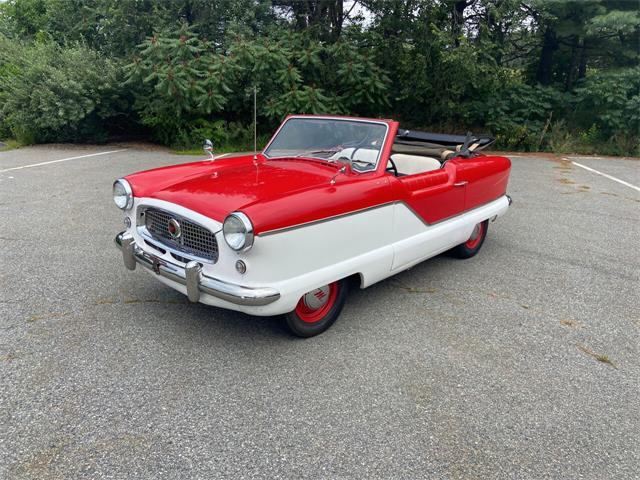 1957 Nash Metropolitan (CC-1512198) for sale in Westford, Massachusetts