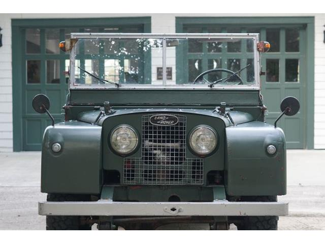 1953 Land Rover Series I (CC-1512211) for sale in Aiken, South Carolina