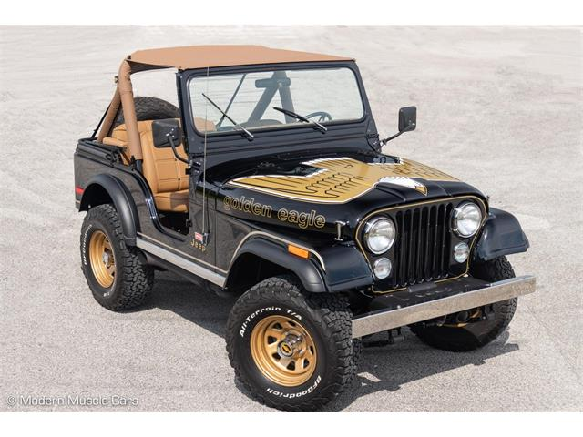 1980 Jeep CJ5 (CC-1512225) for sale in Ocala, Florida