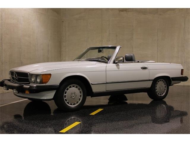 1987 Mercedes-Benz 560SL (CC-1512226) for sale in Fort Wayne, Indiana
