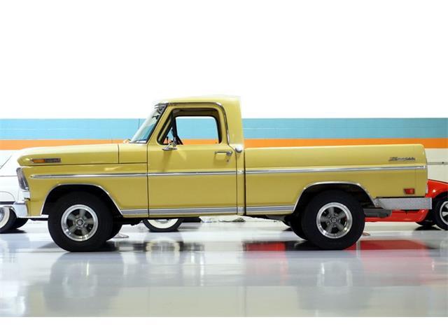 1969 Ford F100 (CC-1510223) for sale in Solon, Ohio