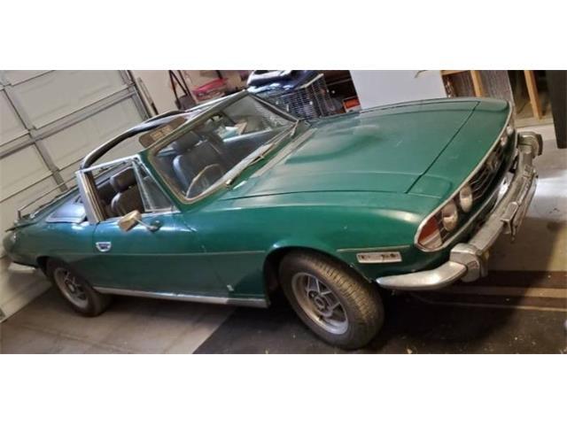 1974 Triumph Stag (CC-1512233) for sale in Cadillac, Michigan