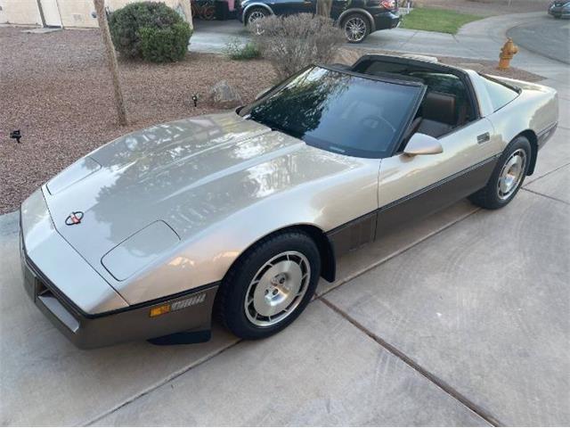 1986 Chevrolet Corvette (CC-1512234) for sale in Cadillac, Michigan