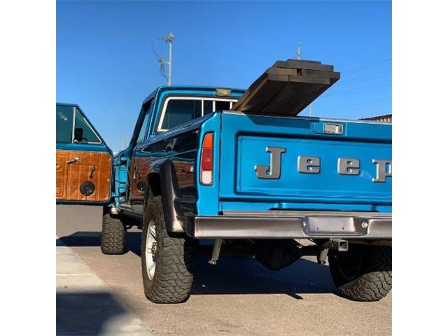 1978 Jeep Gladiator (CC-1512238) for sale in Cadillac, Michigan